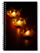 Candleworks Spiral Notebook