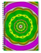 Candy Colors Liberation Spiral Notebook