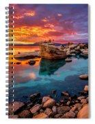 Candy Skies Spiral Notebook