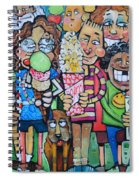 Candy Store Kids Spiral Notebook