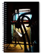 Canned Music Spiral Notebook