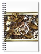Canned Time Spiral Notebook
