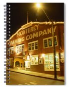 Cannery Row Spiral Notebook