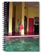 Cannon Ball  Spiral Notebook