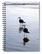 Cannon Beach Buddies Spiral Notebook