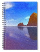 Cannon Beach Spiral Notebook