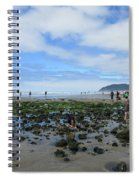 Cannon Beach Tide Pools Spiral Notebook