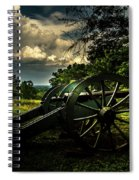 Cannon Encampment Valley Forge Spiral Notebook