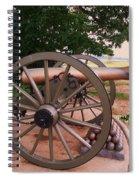 Cannon Gettysburg Spiral Notebook