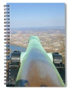 Cannon Sighting Spiral Notebook