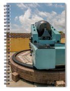 Cannon Track System Spiral Notebook