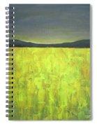 Canola Fields N05 Spiral Notebook