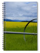 Canola Spiral Notebook
