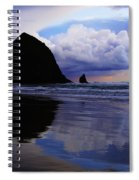 Cannon Beach Nature's Symphony Spiral Notebook