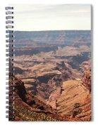 Canyon Spiral Notebook