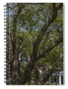 Can't See The House For The Tree's Spiral Notebook