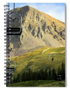 Can't Wait For Snow Spiral Notebook