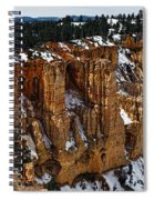 Canyon Alcoves Spiral Notebook