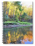 Canyon Autumn 2 Spiral Notebook