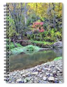 Canyon Autumn Spiral Notebook