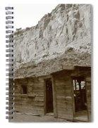 Canyon Bunkhouse Spiral Notebook