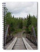 Canyon Creek Bridge Spiral Notebook