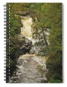 Canyon Falls 2 Spiral Notebook