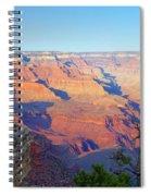 Canyon Grandeur  Spiral Notebook