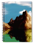 Canyon Lake Spiral Notebook