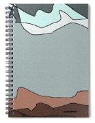 Canyon Land Spiral Notebook