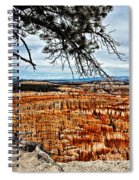 Canyon Overlook Spiral Notebook