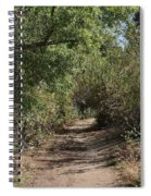 Canyon Path I Spiral Notebook