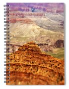 Canyon Peak Spiral Notebook