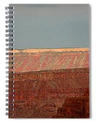 Canyon Rims Spiral Notebook
