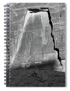 Canyon Shrine Spiral Notebook