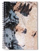 Canyon Side Spiral Notebook