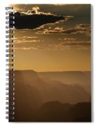 Canyon Strata Spiral Notebook