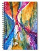 Canyon Sunrise Spiral Notebook
