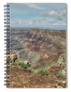 Canyon View From Navajo Point Spiral Notebook