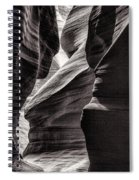 Canyon Walls Spiral Notebook