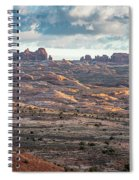Arches National Park - Morning Spiral Notebook