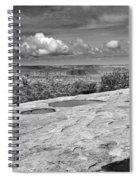 Canyonlands Puddles Spiral Notebook