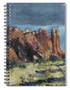 Canyonlands Utah Spiral Notebook