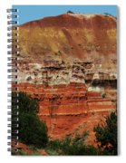 Canyon's Palette Spiral Notebook