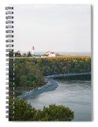 Cap-de-la-madeleine Spiral Notebook