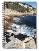 Cap De Nice Spiral Notebook