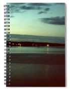 Cape Ann Sunset Spiral Notebook