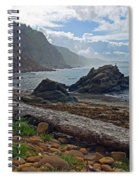 Cape Arago Oregon Spiral Notebook