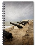 Cape Coast Castle Spiral Notebook