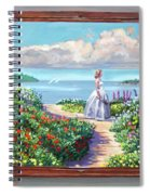 Cape Cod Beauty Spiral Notebook